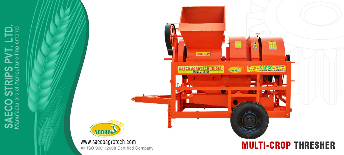 Multicrop Thresher manufacturers exporters india punjab ludhiana