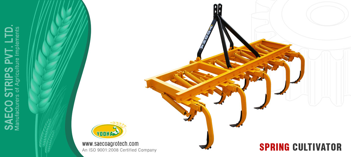 spring cultivator tractor cultivator manufacturers exporters india punjab ludhiana